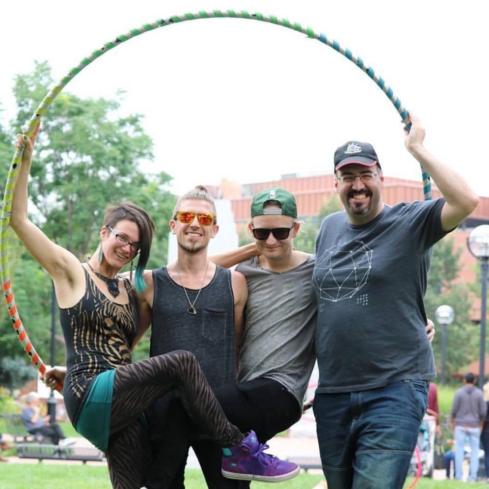 Team Slama - photo courtesy of Margaret Coulter