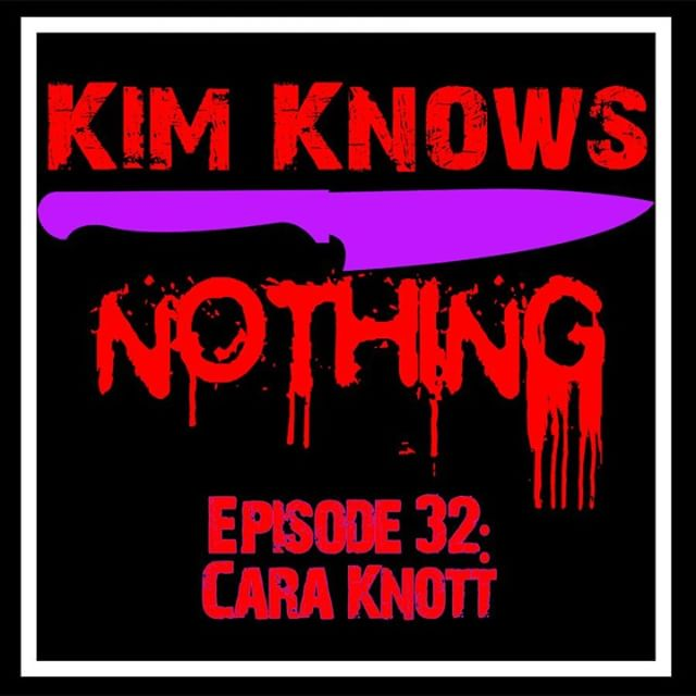 Episode 32 is here! This week Stacy tells Kim about the murder of Cara Knott in San Diego, California in 1986.  Kim talks about her beloved San Diego Padres, of course!