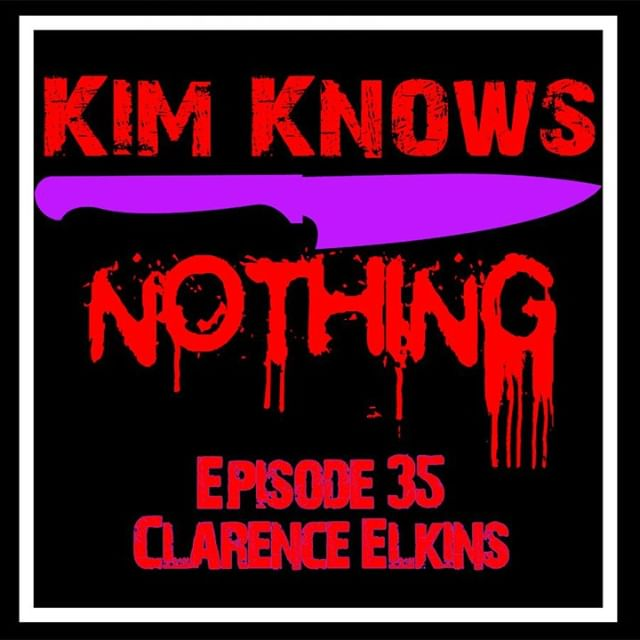Episode 35! In this episode, Stacy tells Kim about a man named Clarence Elkins, whose story is filled with twists and turns as he is accused of killing his mother in law.  Kim has a lot of things to say about pop culture in the 90's.