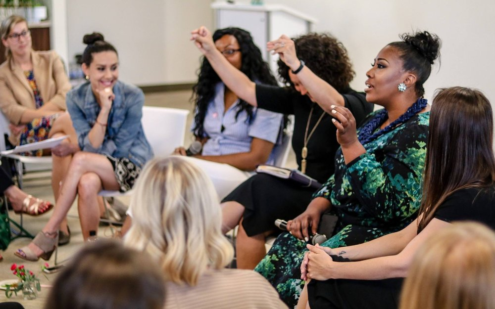 Always Inspiring - With Tera speaking at your event, you can be sure you will get three things: honesty, vulnerability, and the motivation you need to make your business a success!