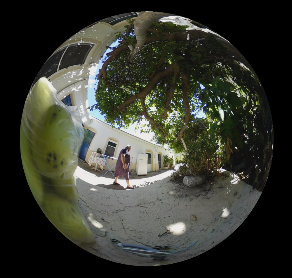 blue zone ikaria filming 360 virtual reality vr older woman generation longevity