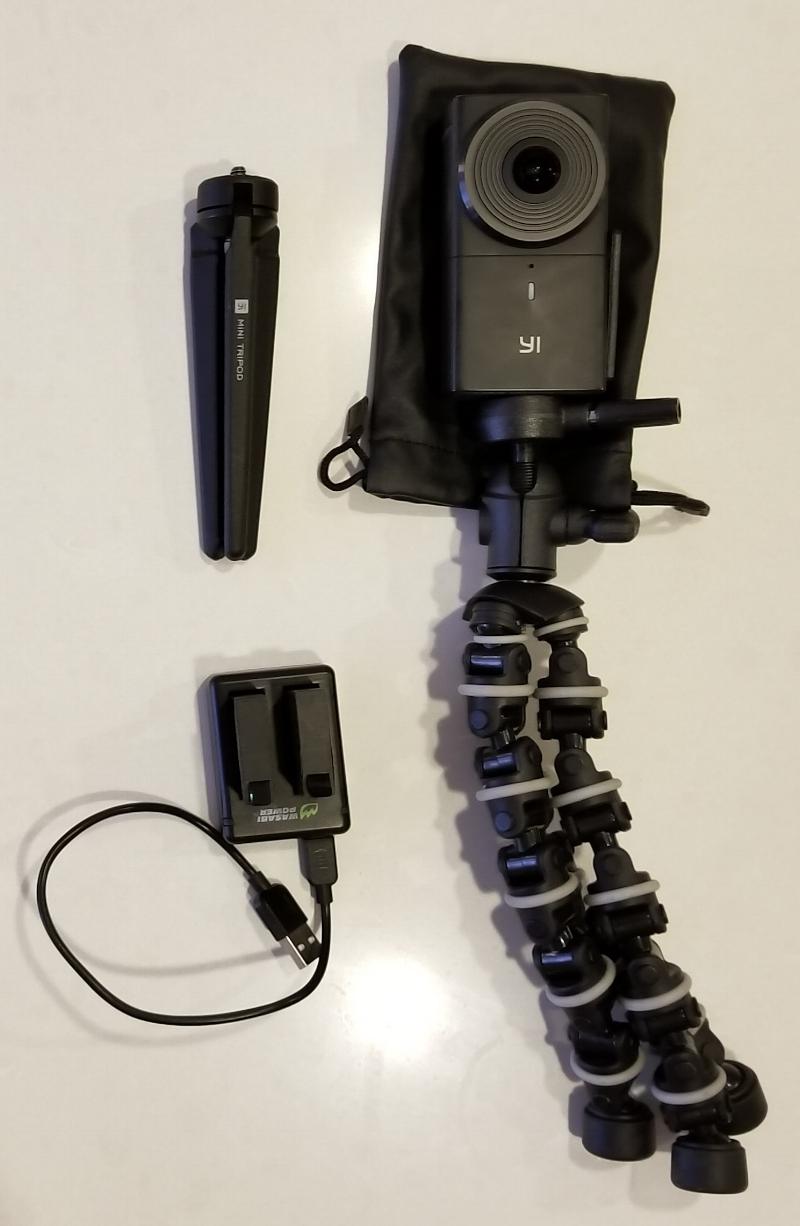 yi 360 virtual reality camera