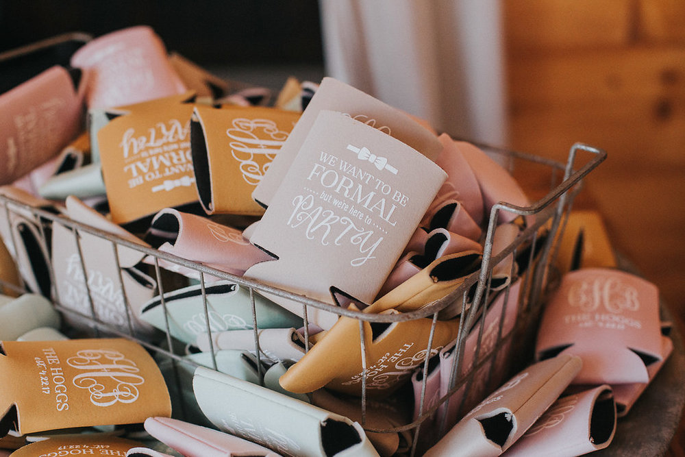 Our Favorite 2018 Wedding Favor Trends Three Oaks Farm