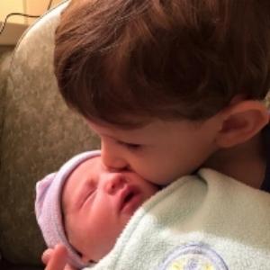 Betzalel Alexander and Big Brother Isaac