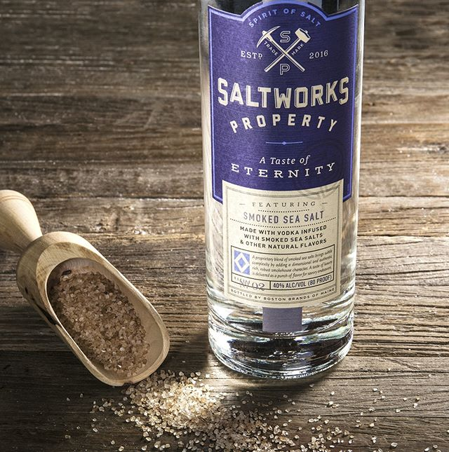Bringing salt to the table like never before. #SaltworksProperty . #SaltworksVodka #Saltworks #Vodka
