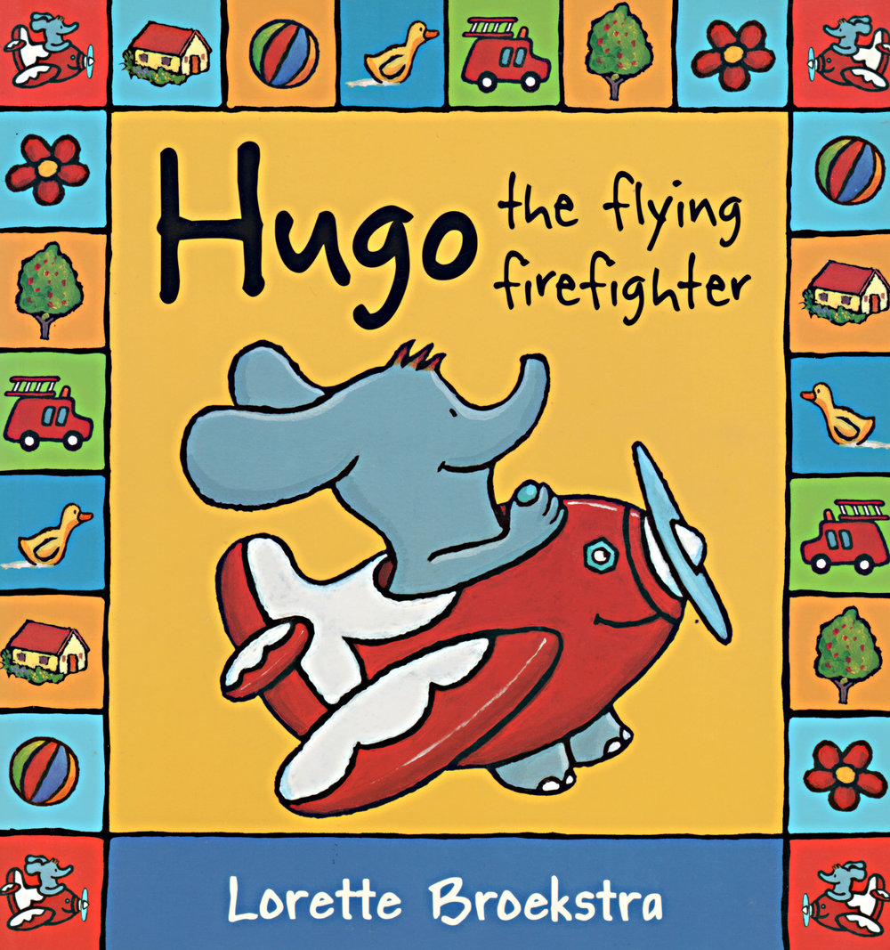 Hugo the Flying Firefighter