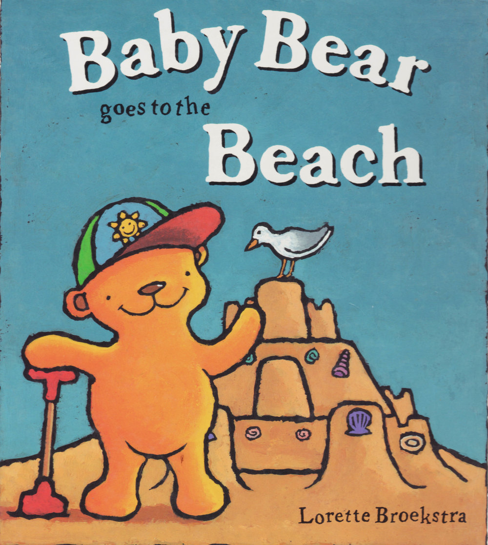 Baby Bear goes to the Beach