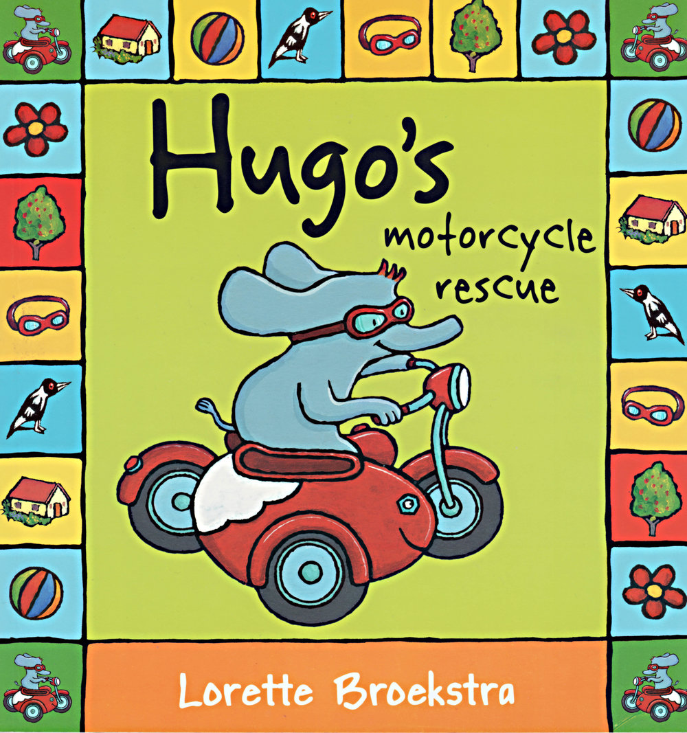 Hugo's Motorcycle Rescue