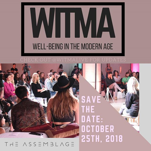 it's officially official now // @witmalive will be coming to @theassemblagenyc (nomad location) on october 25th, 2018 for the next nyc edition of our series!!! we are so excited for this collaborative event to take form and will be making rolling panel and brand partnership announcements in the coming months, so please stay tuned here or on our website for more info. ✨✨ who's in??? ☺️🙌🏽// photo for graphic by @katherinemarivelle @kataboum