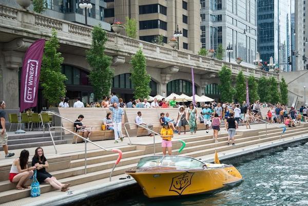 CITY WINERY CHICAGO RIVERWALK -