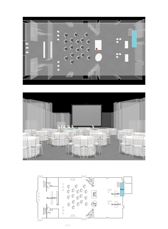 3d Floor plan Concepts and Design -