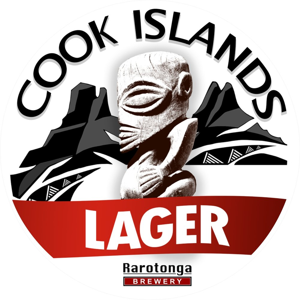 COOK ISLANDS LAGER