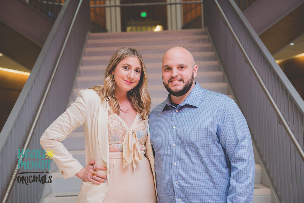 Alexa Curtis (Life Unfiltered/Be Fearless Summit) and Brandon Christensen (Modern Therapy)
