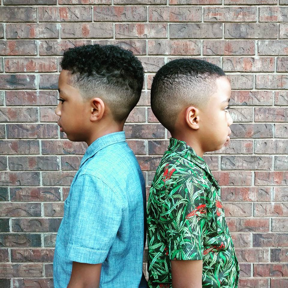 Jaiden and Isaiah are fraternal twin brothers straight outta Norman Public Schools. They are smart, amazing, hilarious, and Auntie Vanessa's and Uncle Bruce's favorite set of twins.