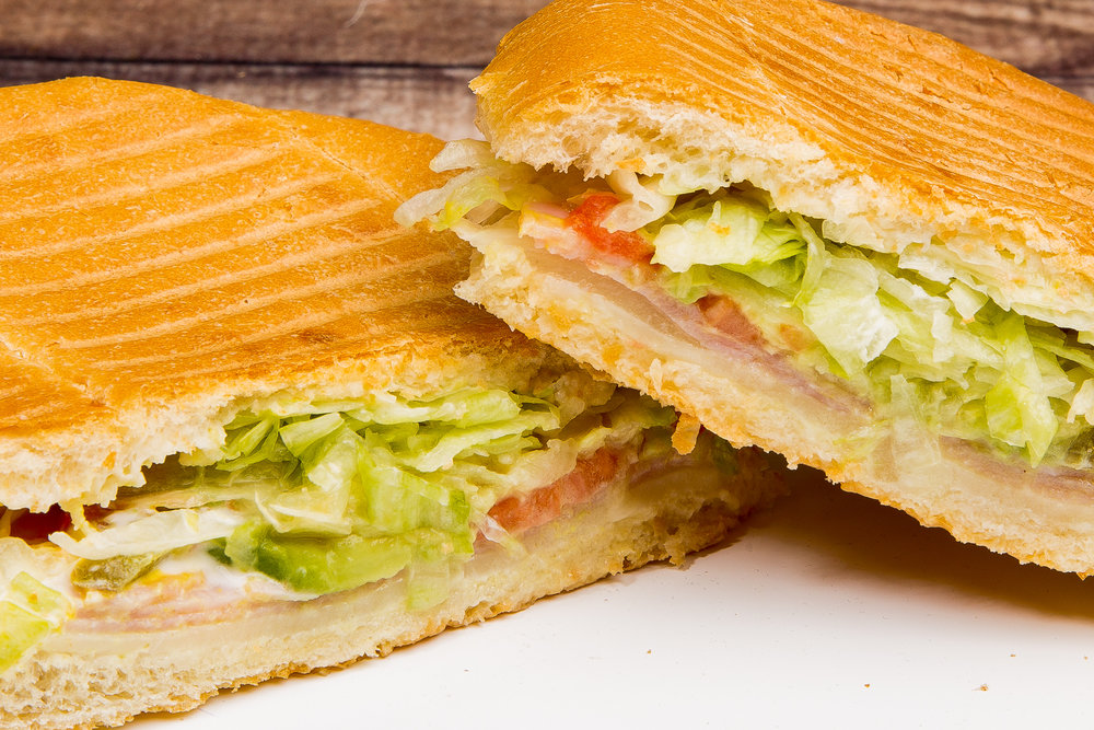 turkey torta (mexican sandwich)