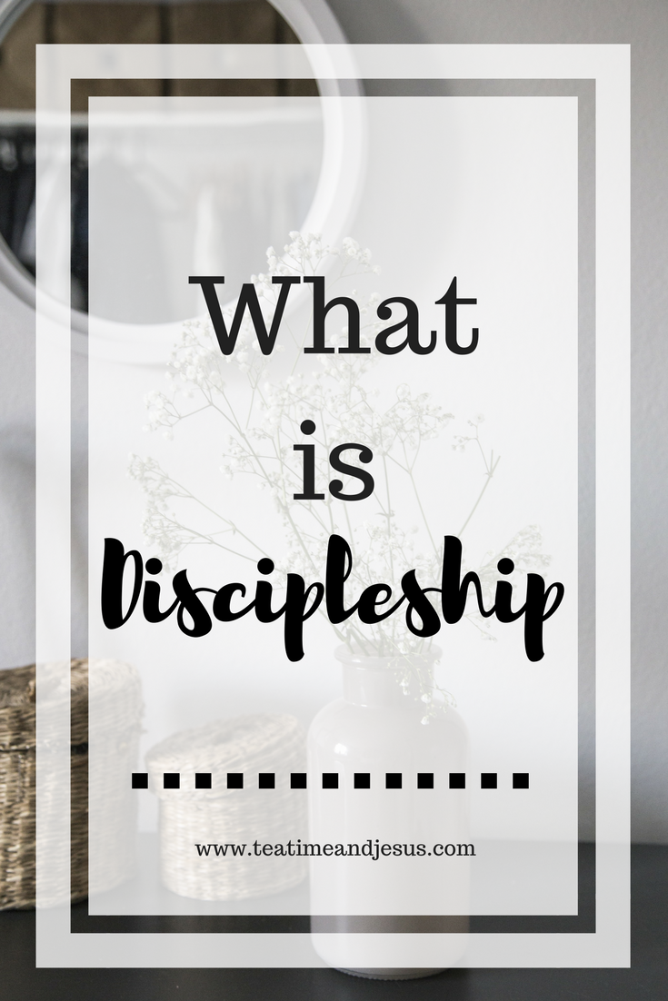 What is Discipleship?