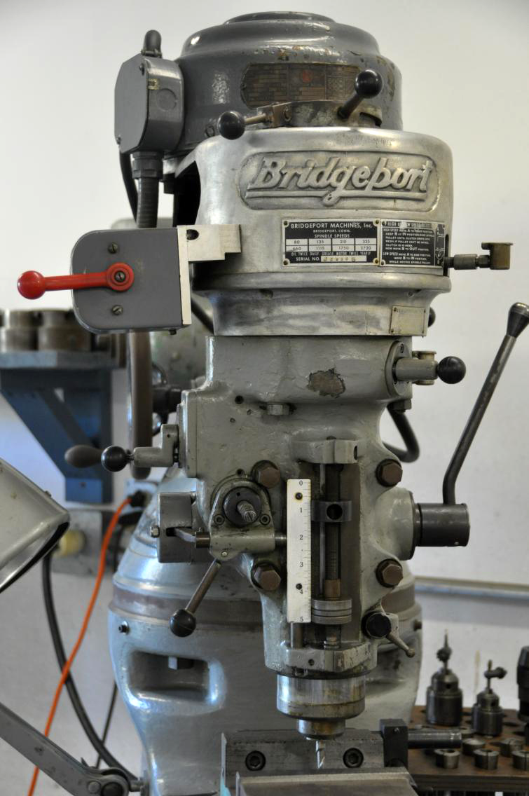 MILLING Bridgeport Mill and Rockford Lathe, Haas high speed milling coming soon. $80/hr