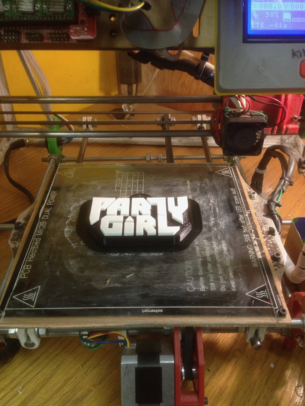 3D PRINTING   Over a half-dozen SLA & FDM printers churning out prints with a resolution of up to 20 microns.  $40/hr