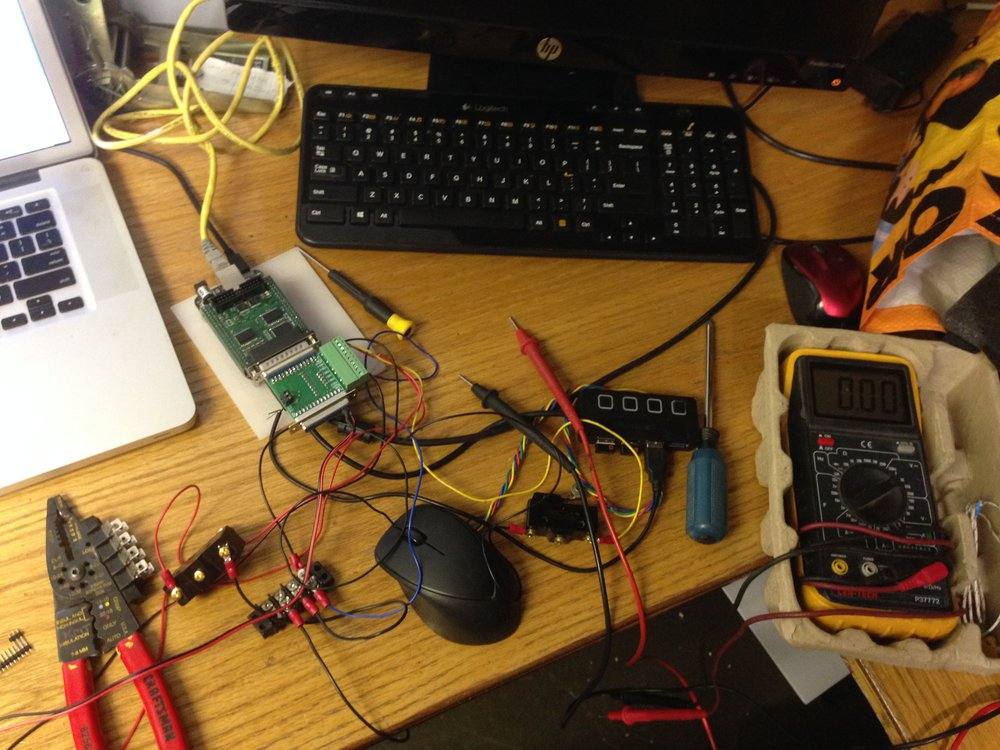 ELECTRONICS Arduino, Teensy, RasPi and whatever comes next - if it takes a battery or a power-cord, we're into it. $65/hr