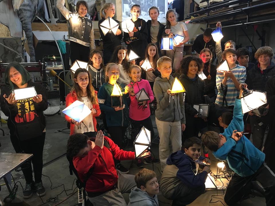 7th Grade Maker Experience