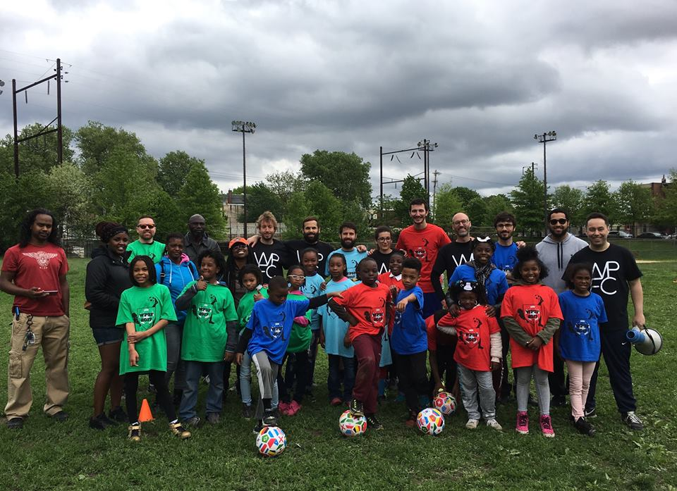West Philly Soccer Festival 2017 Part I. Back to Kingsessing Rec Center a year later. Kids from Lea and Comegys got together for an amazing day of soccer.