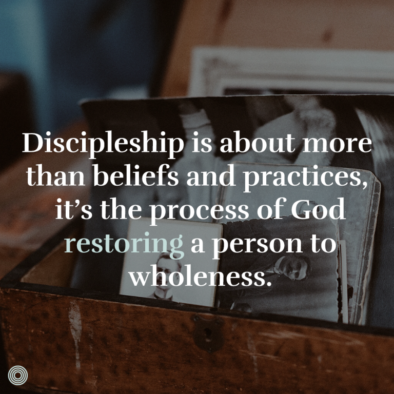 The Call and the Commission - A COMPLETE DISCIPLESHIP PICTURE