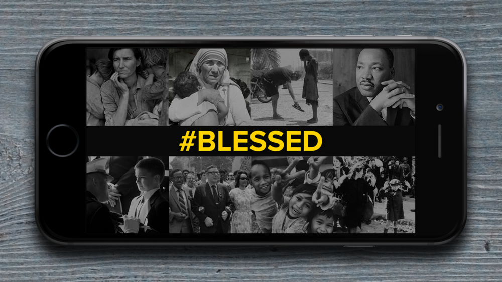 Cell Group Guide - #Blessed : Blessed Are The Poor in Spirit