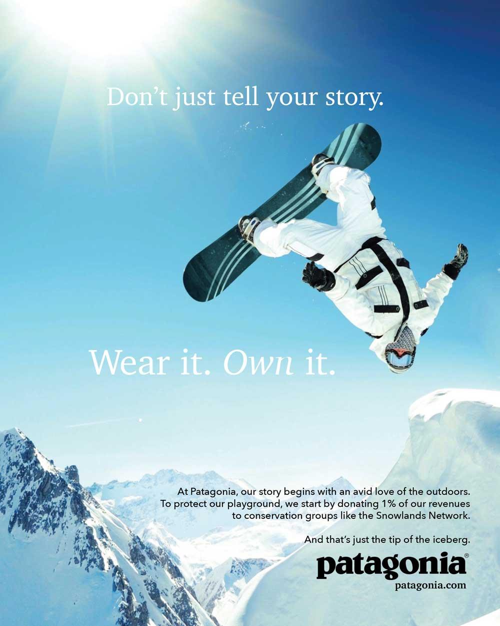 magazine advertisement campaign - print ad 3