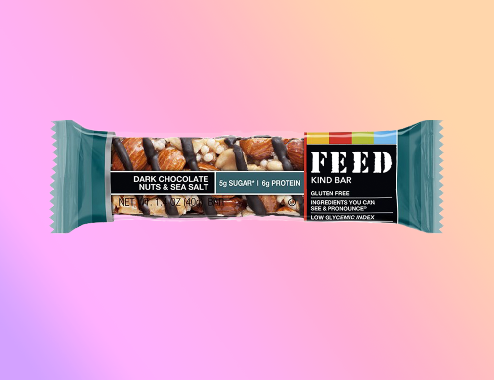 co-marketing campaign with kind bar: co-branded re-packaging design