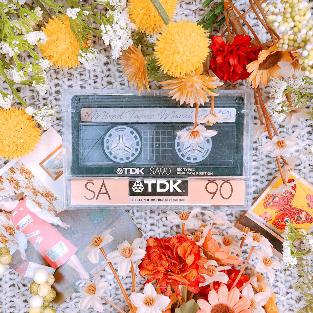 MIXED TAPES: SONGS FOR MARCH -