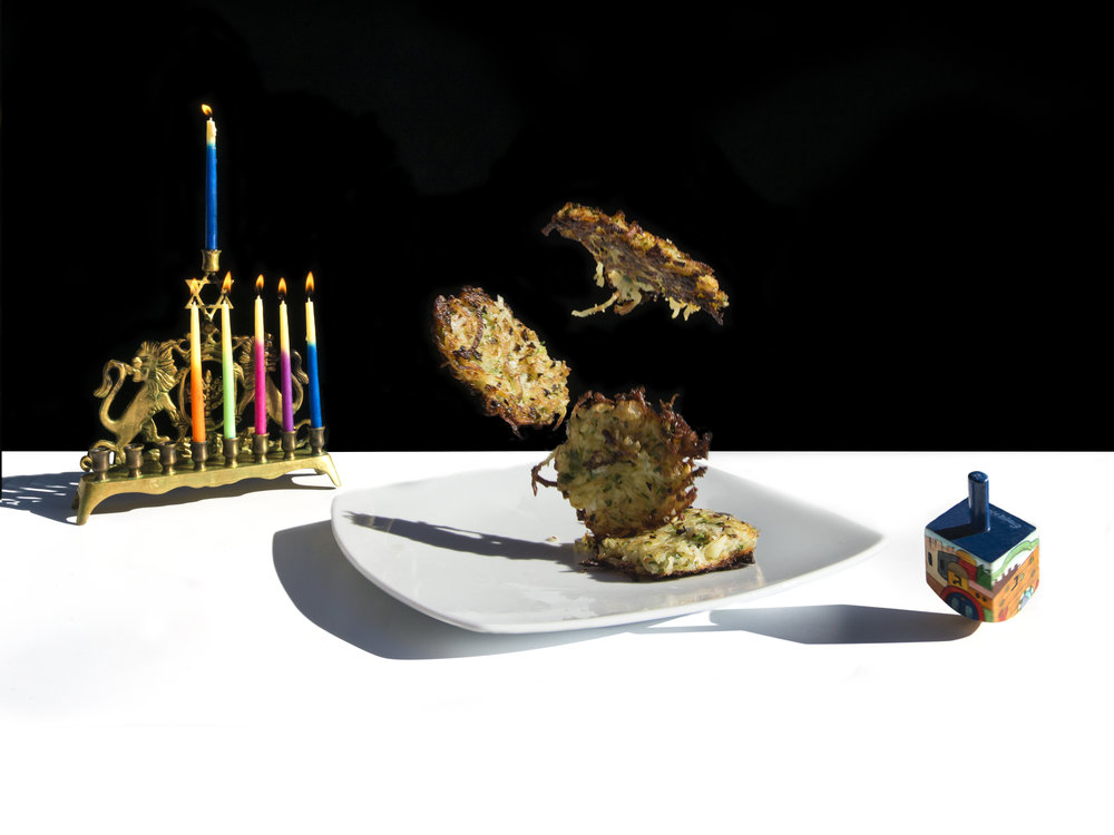Levitating Latkes