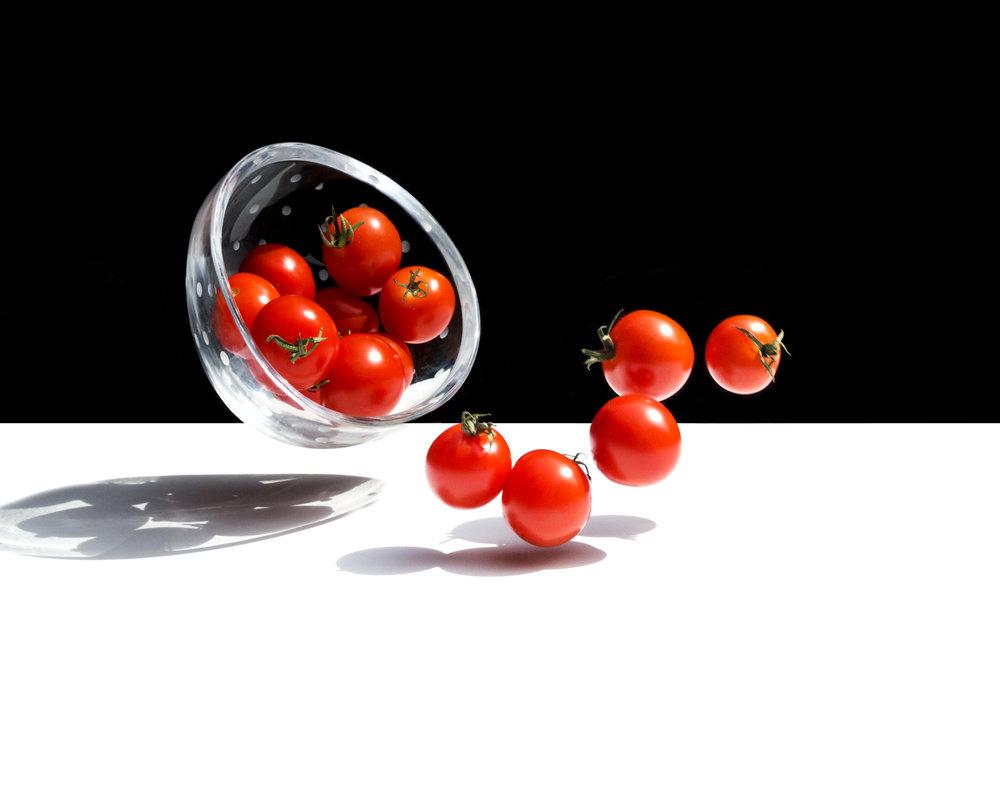 Tumbling Tomatoes