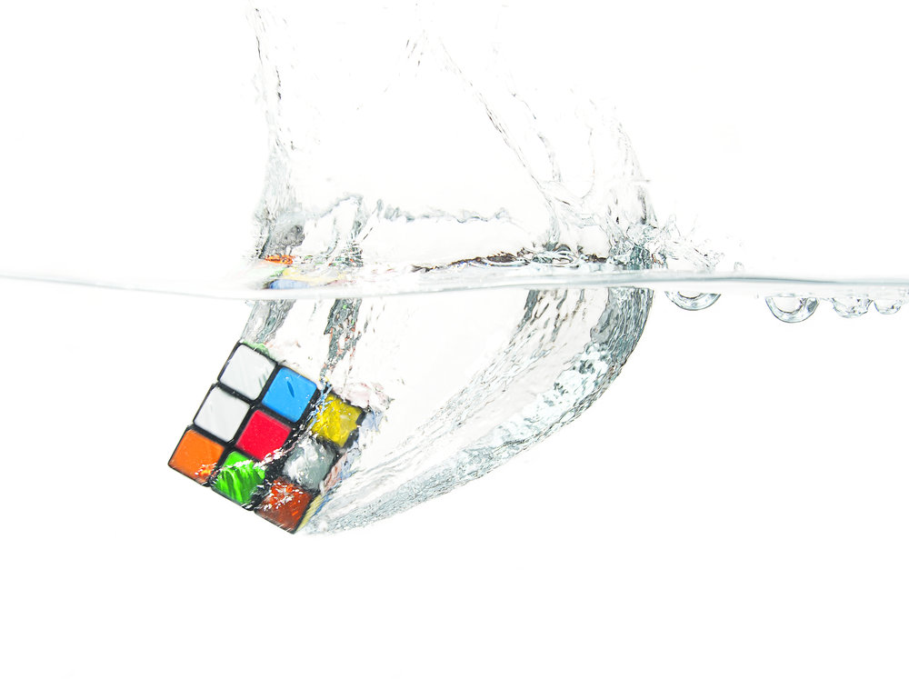 Damn Cube