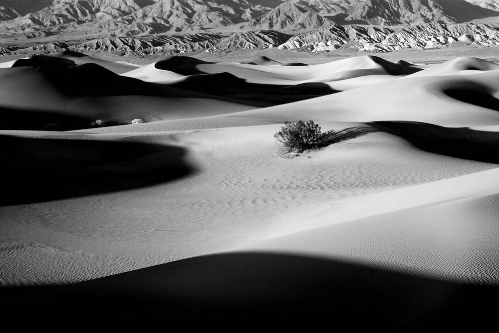 Stovepipe Wells Dunes
