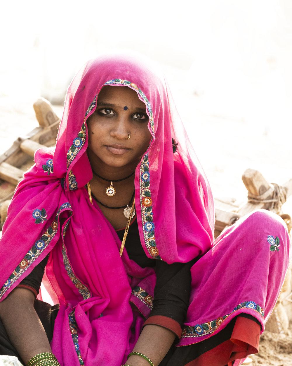 Pushkar Camel Market