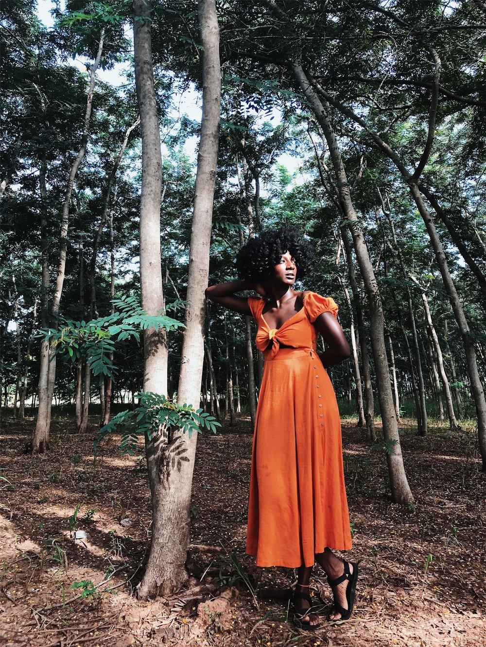 Abena Boamah for Bon Appétit Magazine -