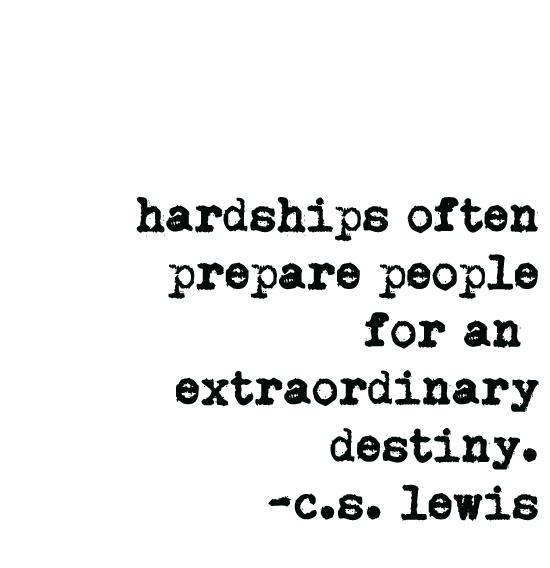 hardships copy