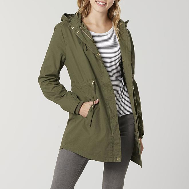 SEARS & KMART WOMEN'S OUTERWEAR - Here are some outerwear products I co-created with our vendors for FA18 for our private labels; Laura Scott, Basic Editions, Simply Styled, Everlast, Joe Boxer, Bongo, and Attention.