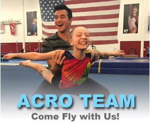 Brown's Acro Team