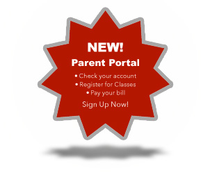 NEW! Parent Portal - Sign Up Now!