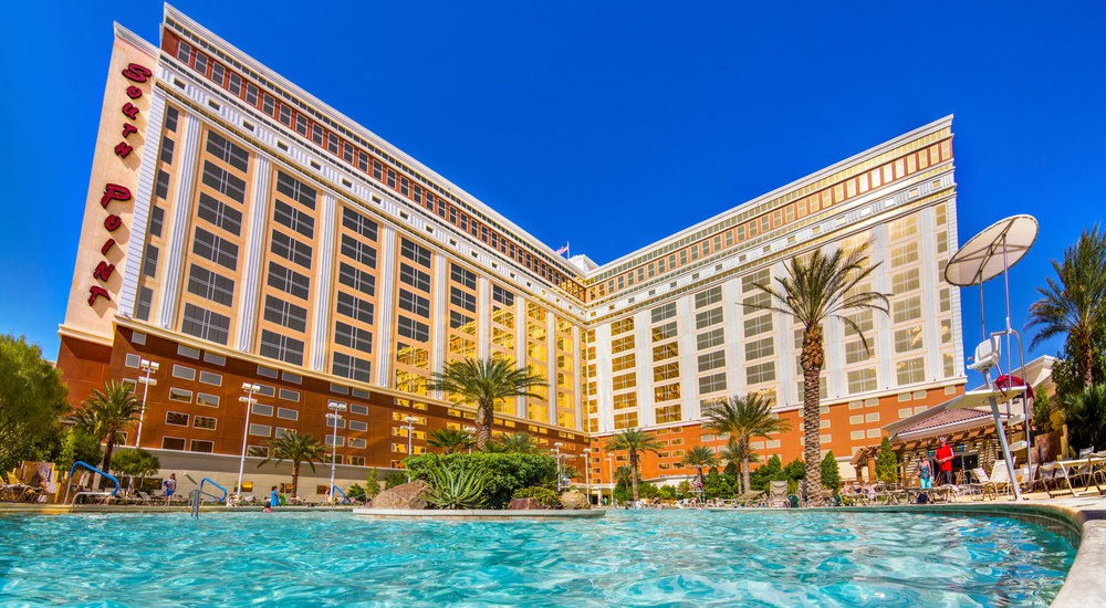2019 Region 1 Championship Venue is the amazing South Point Hotel Casino & Spa!