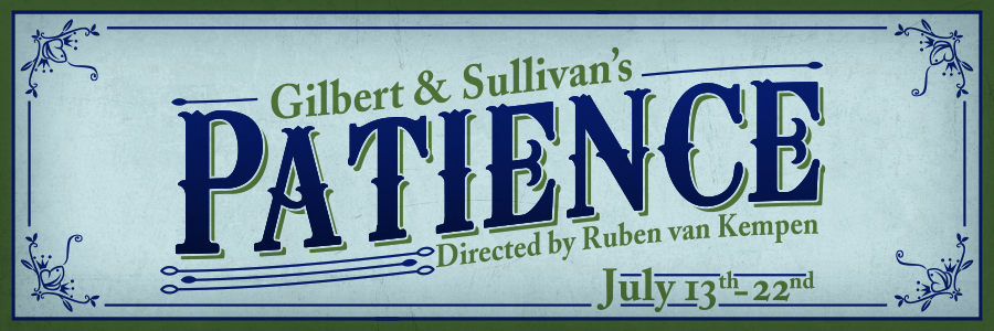 Patience, directed by Ruben van Kempen @ The Seattle Rep