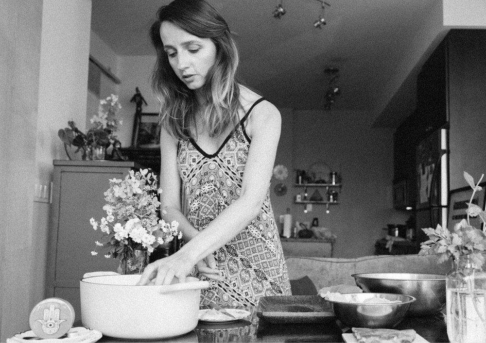 In Ksenija's Kitchen -