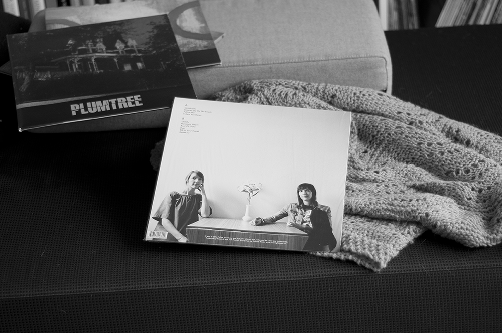 Plumtree & Overnight album covers
