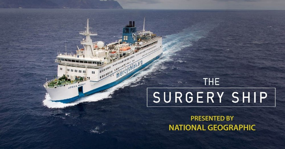 The Surgery Ship - NATGEO - Documentary Series - 2017This 8-Part documentary series was commissioned by National Geographic and produced by Media Stockade.