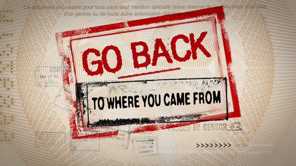 Go Back to Where You Came From 1 - Cordell Jigsaw - Documentary Series - 2011Winner Emmy Award, 'Golden Rose' and 'Rose d'Or'This multi-award winning three-part series follows six ordinary Australians who agree to challenge their preconceived notions about refugees and asylum seekers. John composed the score for SBS's runaway success - produced by Cordell Jigsaw. More Info