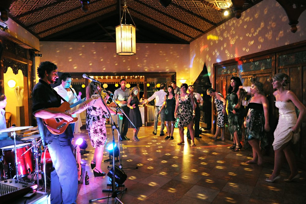 Dance the Night Away - The villa is yours to enjoy with options to fantastic entertainment to get the dancefloor going!