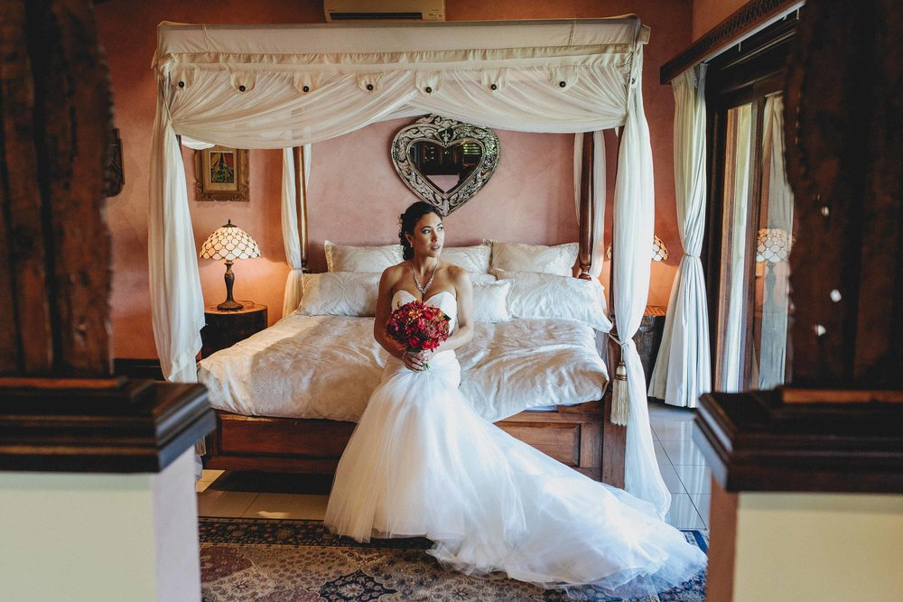 The Perfect Package - The most popular wedding package at Villa Botanica, the Perfect Package includes everything you need for