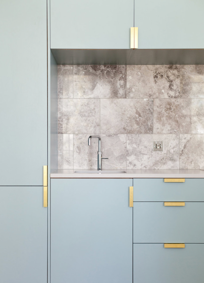 Colour in Kitchens is in — Interior Designers | Sydney | Ioanna ...
