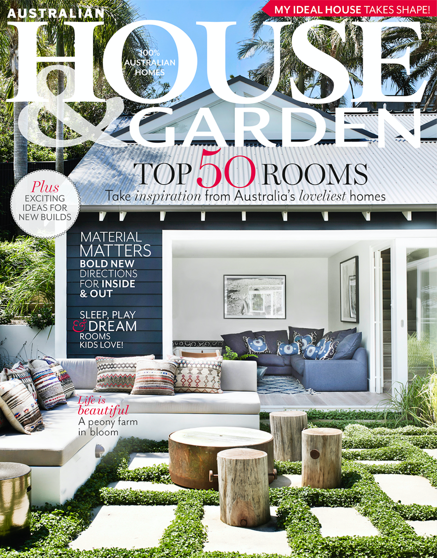 HOUSE & GARDEN  - November 2017  Top 50 Rooms